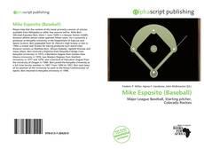 Обложка Mike Esposito (Baseball)