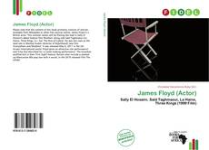 Couverture de James Floyd (Actor)