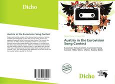 Capa do livro de Austria in the Eurovision Song Contest