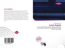Bookcover of Louis Angely