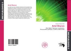 Bookcover of Ariel Sharon