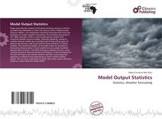 Bookcover of Model Output Statistics