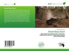 Portada del libro de Great Onyx Cave
