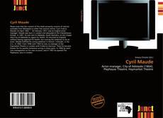 Borítókép a  Cyril Maude - hoz
