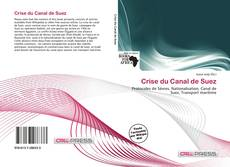 Portada del libro de Crise du Canal de Suez