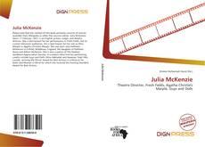 Buchcover von Julia McKenzie