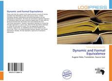 Copertina di Dynamic and Formal Equivalence