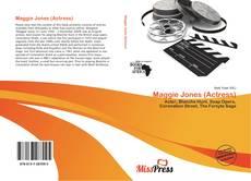 Bookcover of Maggie Jones (Actress)