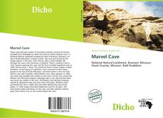 Bookcover of Marvel Cave