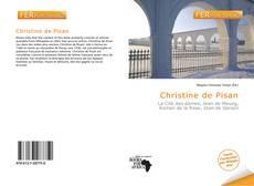 Copertina di Christine de Pisan