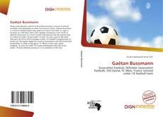 Bookcover of Gaëtan Bussmann