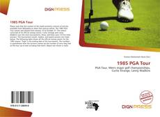 1985 PGA Tour的封面