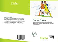 Capa do livro de Fredson Tavares