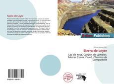 Buchcover von Sierra de Leyre