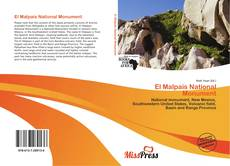 Bookcover of El Malpais National Monument