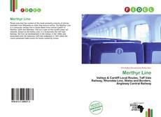 Borítókép a  Merthyr Line - hoz