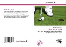 Bookcover of 1976 PGA Tour