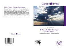 Bookcover of BBC Climate Change Experiment