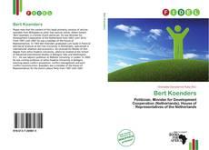 Couverture de Bert Koenders