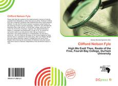 Bookcover of Clifford Nelson Fyle