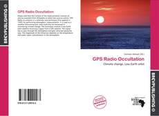 Bookcover of GPS Radio Occultation