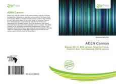 Bookcover of ADEN Cannon