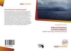 Edward Epstein (meteorologist)的封面