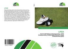 LPGA kitap kapağı