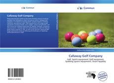 Copertina di Callaway Golf Company