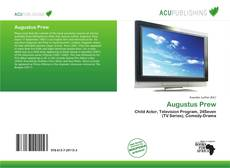 Buchcover von Augustus Prew