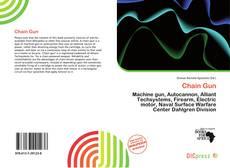 Bookcover of Chain Gun