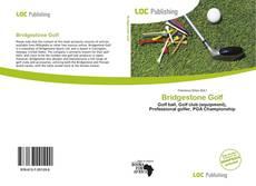 Bridgestone Golf kitap kapağı