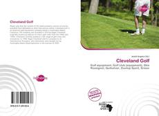 Copertina di Cleveland Golf