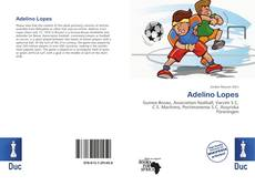 Couverture de Adelino Lopes