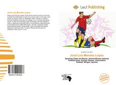 Bookcover of José Luís Mendes Lopes