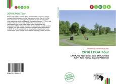 Buchcover von 2010 LPGA Tour