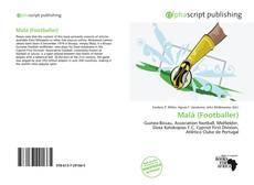 Malá (Footballer) kitap kapağı