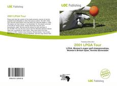 Copertina di 2001 LPGA Tour