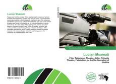 Buchcover von Lucian Msamati