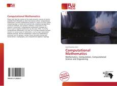 Bookcover of Computational Mathematics