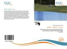 Buchcover von 2007 LPGA Tour