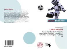 Bookcover of Carlos Llorens