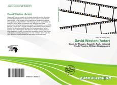 Bookcover of David Weston (Actor)