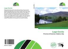 Buchcover von Lago Cecita