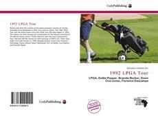 Copertina di 1992 LPGA Tour