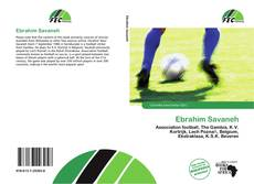 Bookcover of Ebrahim Savaneh