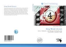 Capa do livro de Greg Wood (Actor)