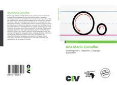 Ana Maria Carvalho kitap kapağı