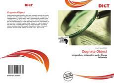 Cognate Object的封面