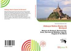 Abbaye Notre-Dame de Breteuil kitap kapağı
